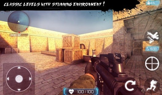 Скриншот Counter Terrorist 2-Gun Strike
