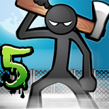 Иконка Anger of Stick 5 ( action )