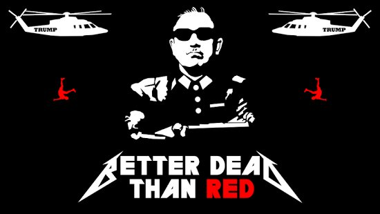 Скриншот Better Dead Than Red