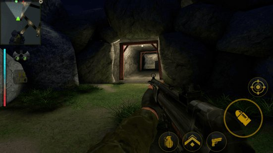 Скриншот Yalghaar Game: Commando Action 3D FPS Gun Shooter