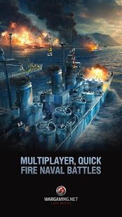 Скриншот World of Warships Blitz