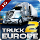 Иконка Truck Simulator Europe 2 HD