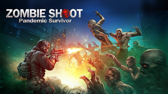 Скриншот Zombie Shoot?Pandemic Survivor