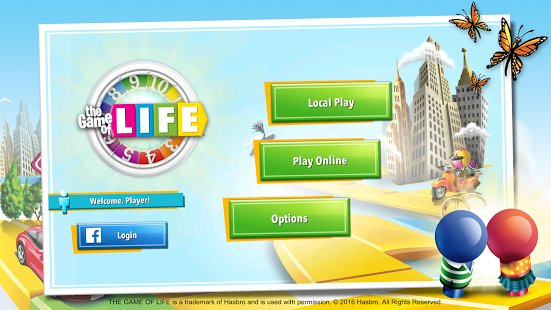 Скриншот The Game of Life