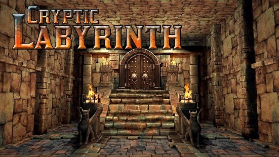 Скриншот Cryptic Labyrinth