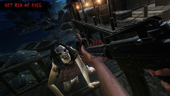 Скриншот Killer of Evil Attack - Best Survival Game