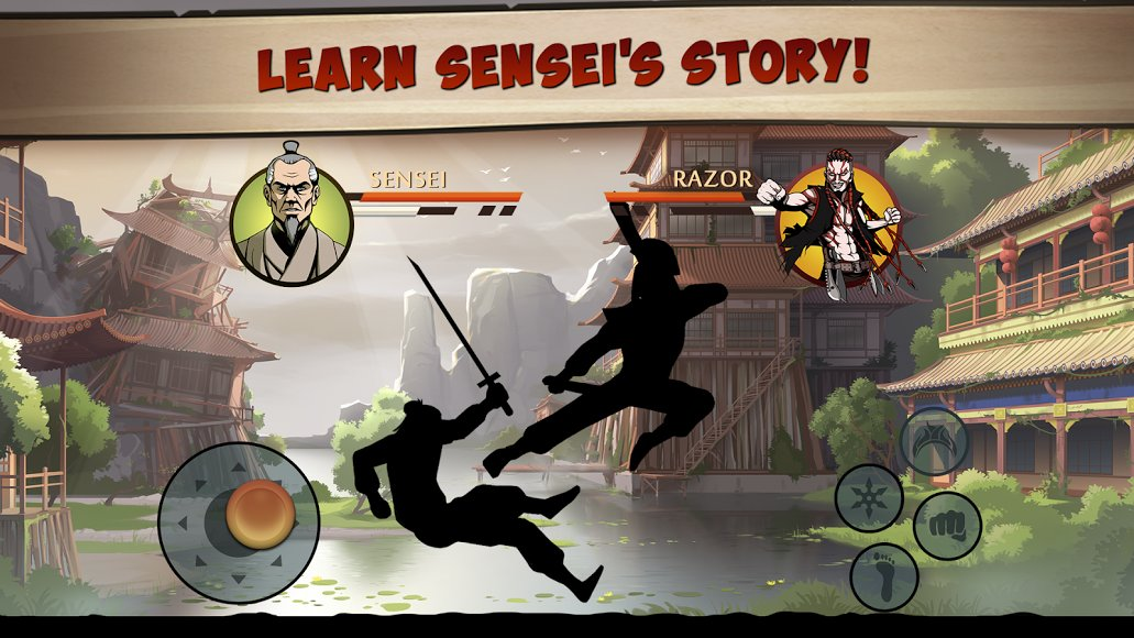 Shadow fight 2 special edition 1. 0. 3 загрузить apk для android.