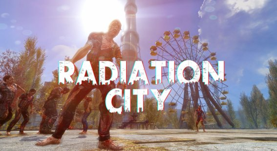 Скриншот Radiation City