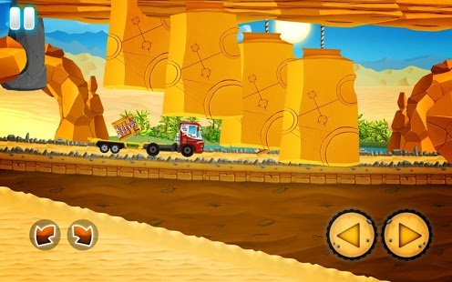 Скриншот Desert Rally Trucks: Offroad Racing