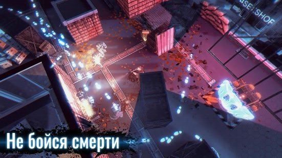 Скриншот Death Point: 3D Spy Top-Down Shooter, Stealth Game