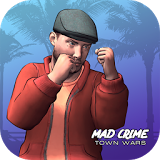 Иконка Mad Crime Town Wars Two Islands