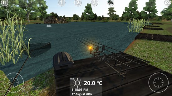 Скриншот Carp Fishing Simulator