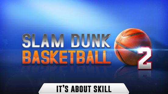 Скриншот Slam Dunk Basketball 2