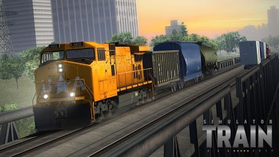 Скриншот Train Simulator PRO 2018