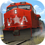 Иконка Train Simulator PRO 2018