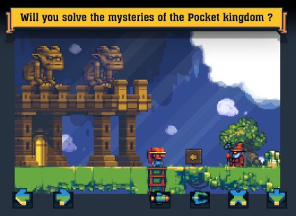 Скриншот Pocket Kingdom - Tim Tom's Journey