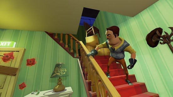 Скриншот Guide Hello Neighbor 4