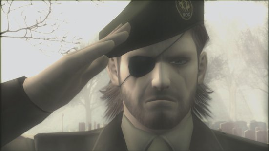 Скриншот Metal Gear Solid 3: Snake Eater