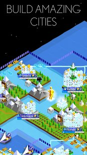 Скриншот The Battle of Polytopia
