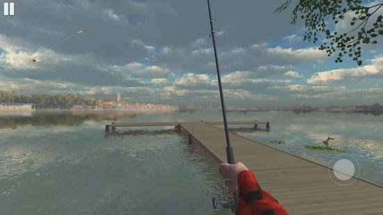 Скриншот Ultimate Fishing Simulator