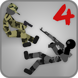 Иконка Stickman Backflip Killer 4