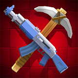 Иконка Craft Shooter Online: Guns of Pixel Shooting Games