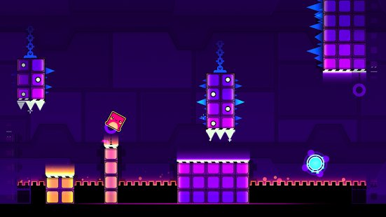 Скриншот Geometry Dash SubZero