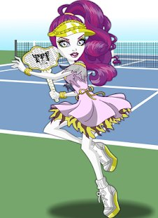 Скриншот Monsters Fashion Style Dress up Makeup Game
