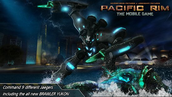 Скриншот Pacific Rim: Breach Wars