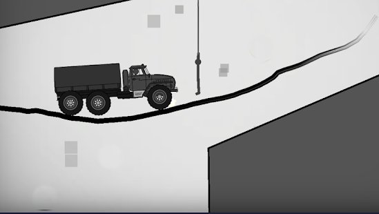Скриншот Stickman Racer Road Draw