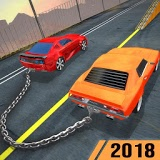 Иконка Chained Cars Racing Rampage