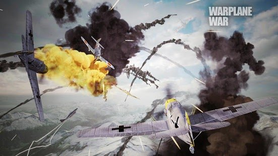 Скриншот World Warplane War:Warfare sky