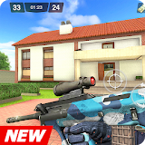 Иконка Critical Battle Strike: Online FPS Arena Shooter