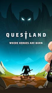 Скриншот Questland: Turn Based RPG