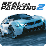 Иконка Real Car Parking 2 : Driving School 2018