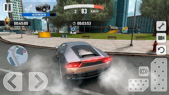 Скриншот Extreme Car Driving Simulator 2
