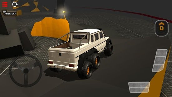 Скриншот [PROJECT:OFFROAD]