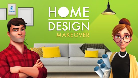 Скриншот Home Design Makeover!