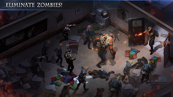 Скриншот WarZ:Law of Survival2