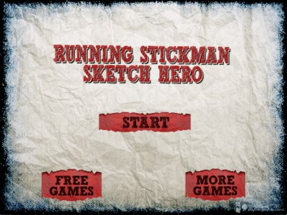Скриншот Shooting Sketch Stickman