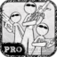 Shooting Sketch Stickman