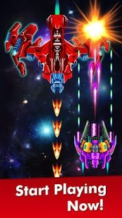 Скриншот Galaxy Attack: Alien Shooter