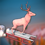 Иконка Animal Adventure: Downhill Rush