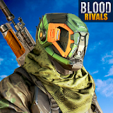 Иконка Blood Rivals - Survival Battleground FPS Shooter