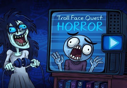 Скриншот Troll Face Quest Horror