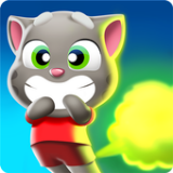 Иконка Talking Tom Farts