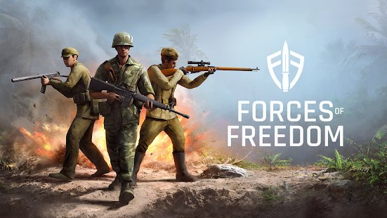 Скриншот Forces of Freedom