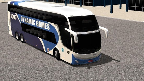 Скриншот World Bus Driving Simulator