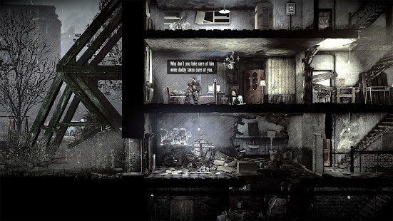 Скриншот This War of Mine: Stories