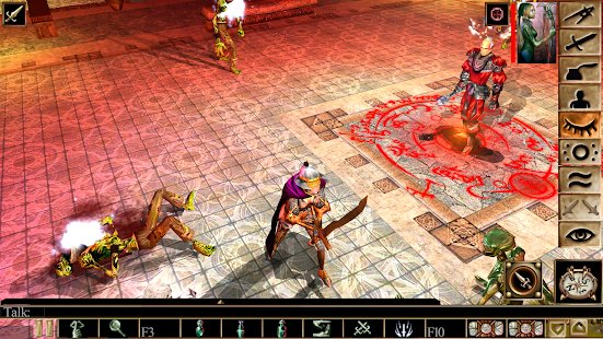 Скриншот Neverwinter Nights: Enhanced Edition